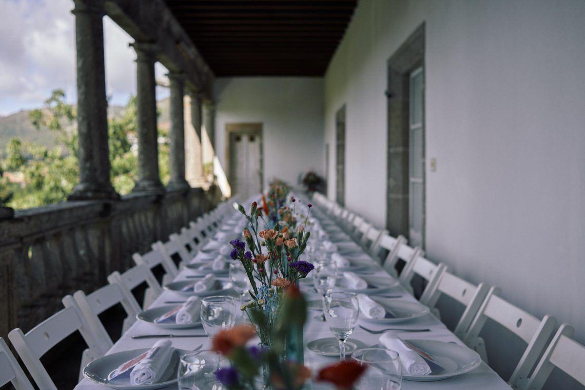 Aniversarios y eventos familiares pazo trasariz